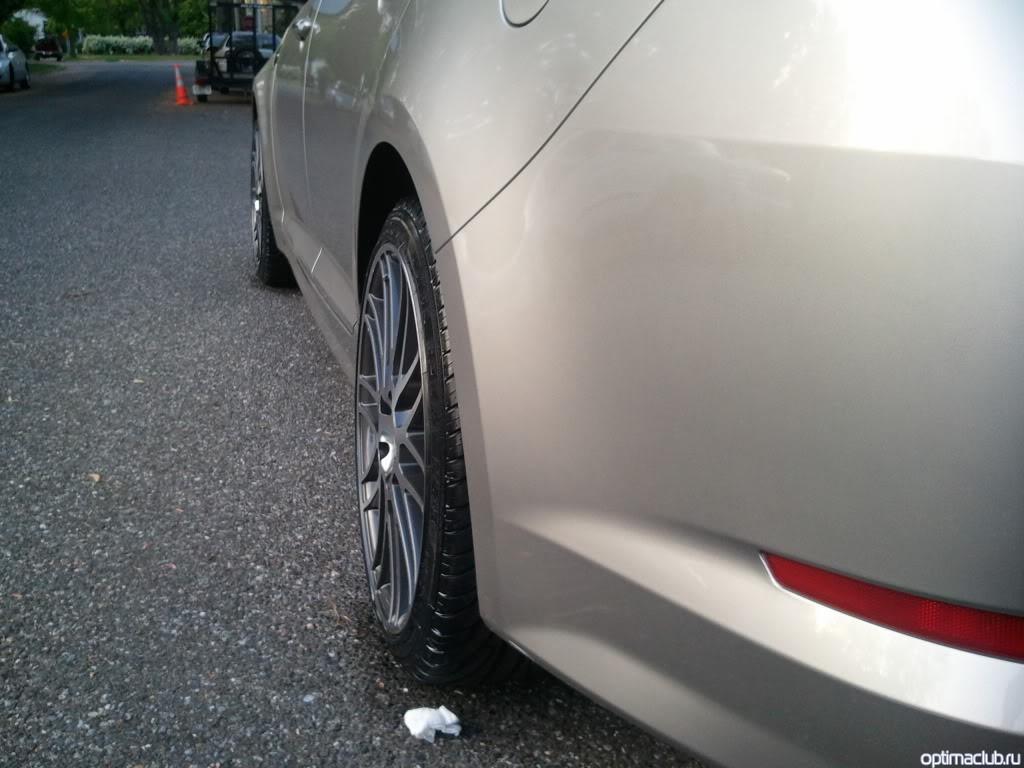 Kia Optima литые диски
