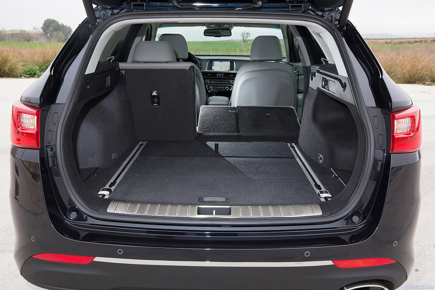 KIA Optima Wagon багажник