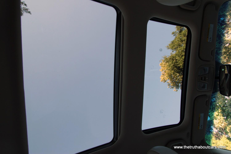 KIA Optima панорамная  крыша