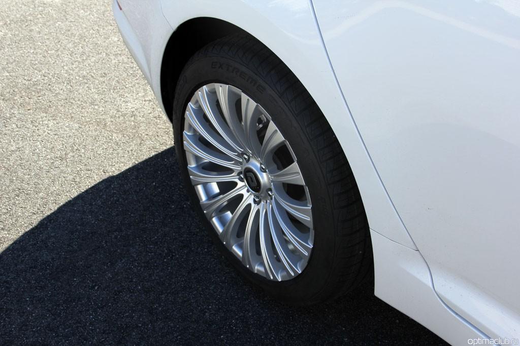 Kia Optima литые диски колесо