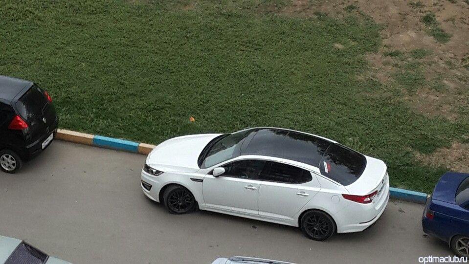 моя машина!